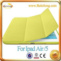 folding Stand Leather Smart Cover Case for ipad air ipad 5 4 mini