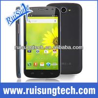 """Original DOOGEE DG500 DG500c MTK6582 QuadCore Andriod4.2. Ram 1GB Rom 4GB 13.0MP 5.0"""" IPS 960*540 3G mobile phone"""