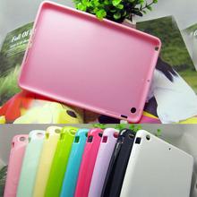 Blank print TPU cover for ipad mini smart case 2014