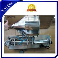 50-500ml Single Head Cream Pneumatic Filling Machine