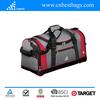 2014 sport duffel bag with insulated side pocket soccer sport bag