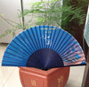 Promotion bamboo hand fans