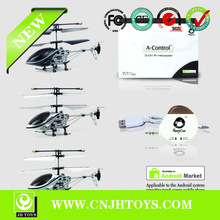 Top Selling ! 777-190 Android Control 3.5CH Rc Helicopter