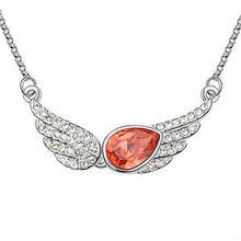N6497 2013 hot sale crystal necklace popular ornament