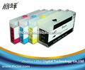 el uso para hp officejet 8600 impresora 950 951 de recarga de tinta del cartucho con chip restablecer
