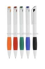Latest stylish simple plastic ball pen