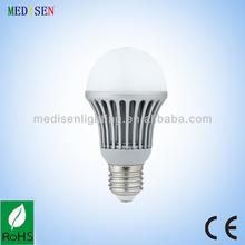 family 3w 5w 7w 9w 300 beam angle 100lm/w samsung chip smd5630 led bulb low price