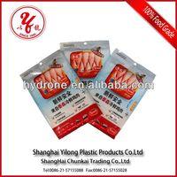 plastic resealable frozen food grade bags