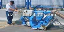 wheel abrator machine manufacturer from China/floor shot blaster/road shot blasting machine