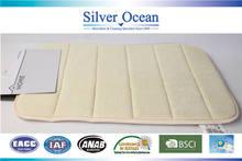 strong water absorption for pet memory foam sponge carpet