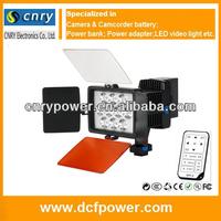 Adjustable 30W 3000-6000K 10 PCS LEDVideo Light for DV Camera Hot Shoe Lamp 1030 LED-1030 LED1030