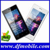 Wholesale Price 4.5Inch QHD 1.2ghz Dual Sim Android 4.2 WIFI GPS 3g Mt6572 Dual-core Mobile Phones In Hongkong H60