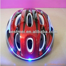 low price bicycle helmet with LED lights