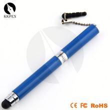 neck strap pen metal slim ball pen