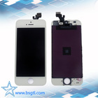 High-class lcd display touch screen digitizer for iphone 5