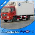 1,5-3 tonnellate furgone refrigerato, van camion, congelatore del camion, camion frigorifero usato