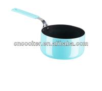 Aluminum mini milk pot