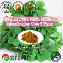 Testosterone Supplement/ Furostanol Saponins/ Fenugreek Seed Plant Extract China Manufacturer