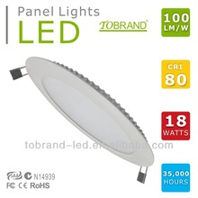 Round ultra-thin dimmable curving led screen panel