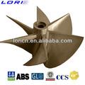 marine bronze hélice