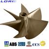 Marine bronze propeller