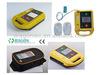 Portable AED7000 automated external defibrillator heart defibrillator