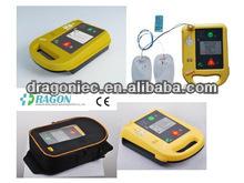 Portable AED7000 automated external defibrillator heartstart defibrillator