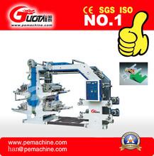YT Series Four Color Bag Printing Machine Professional Flexo Printing Machine Manufacturer