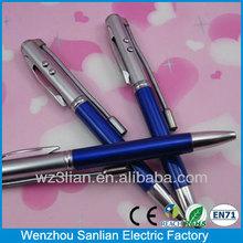 special unique colorful mini high quality metal twist open ballpoint pen