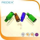 REDEX botol kaca amber 10ml 15ml 20ml