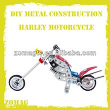 Intelligent DIY motorcycle Toys