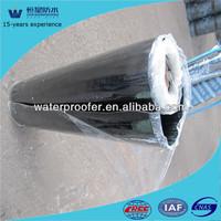 1.2mm 2mm 3mm 4mm self-adhesive bitumen roofing