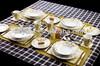 2014 best sell japanese style ceramic dinner set
