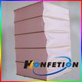 pink elegante de bambu decorativo abajur