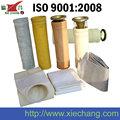 Poliéster( pet) de aire filtro de bolsa