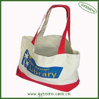 new design cheap cotton laundry bag