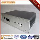 cnc sheet metal case/OEM outdoor waterproof metal box/Sheet Metal Case Fabrication