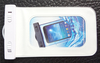 For swimming pvc waterproof bag for phone for iphone 5 5s 5c with lanyard in white