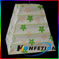 2013 fashionable bamboo paper lampshade