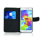 wallet leather case for samsung galaxy S4