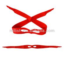 Funny decorative teenage mutant ninja turtles eye Mask/ party red TMNT eye mask MPM-266