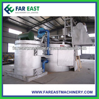 High Quality Gas Furnace Aluminium Melting Made in China