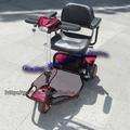 shanghai triciclo eléctrico para personas con discapacidad