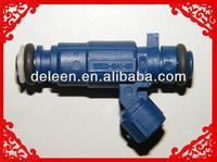 Hot sale fuel injector 16300-BA1-00 for auto parts hyundai verna
