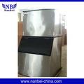 200kg/24h fabricante de hielo cubo de hielo con dispensador de agua precio