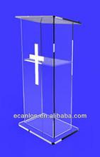 Modern Acrylic Church pulpit designs