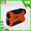 china OEM handheld digital distance meter Aite 400m handheld gps golf laser rangefinder