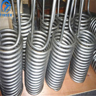 Twisted Titanium Tubes for Industry