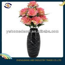 Todos los tipos de flores artificiales larga las plantas de tallo de la venta