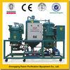 Easy to control crude petroleum oil refineries